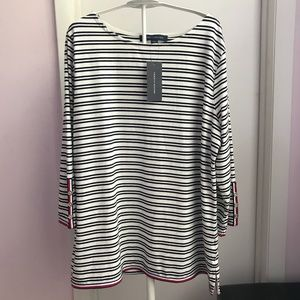 NWT Tommy Hilfiger Striped Top